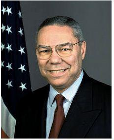 La Comisión de Ayuda a una Cuba Libre estuvo, en sus primeros momentos, a cargo del entonces secretario de Estado Colin Powell.