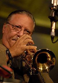 El músico cubano Arturo Sandoval es uno de los principales exponentes del jazz latino.