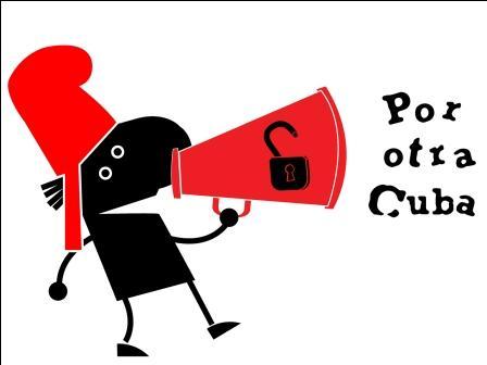 Logotipo de la campaña Por Otra Cuba.