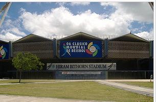 En el Hiram Bithorn de San Juan, Puerto Rico, competirán los equipos de la llave  C, el Grupo de la Muerte.