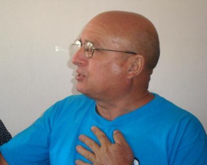 Félix Navarro Rodríguez, destacado prisionero Político del Grupo de los 75.