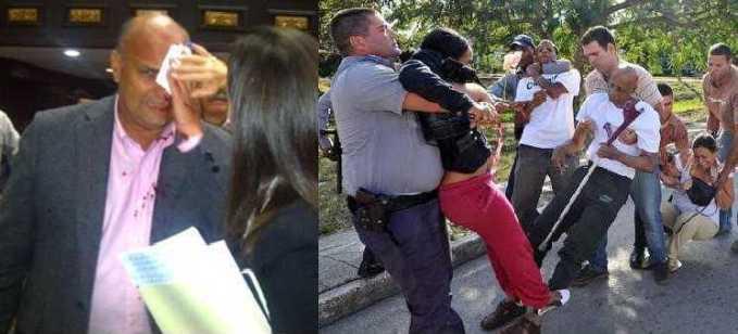 En Venezuela y en Cuba, diferentes sicarios pero el mismo maestro.