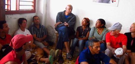 Diversos son los temas que se debaten en las reuniones de la UNPACU de Villa Clara.