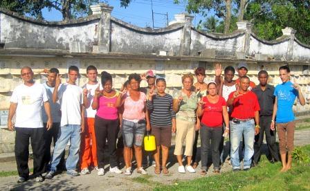 Ferrer Algunos de los opositores que rindieron tributo a Pedro Luis Boitel..jpg