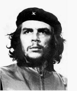 """El sistema de educación cubano introduce en la mente de nuestros niños, la idea de que los paradigmas revolucionarios son personajes tales como Ernesto """"Ché"""" Guevara."""