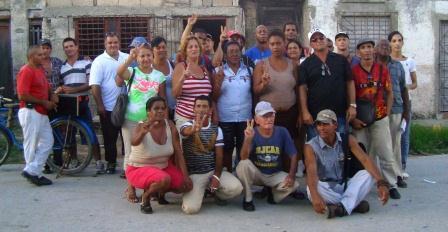La Unión Patriótica de Cuba (UNPACU), exhibe un largo y heroico expediente de lucha contra el gobierno castrista.